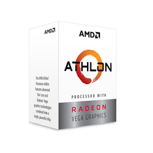 Процессор AMD Athlon 3000G BOX, (yd3000c6fhbox)